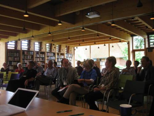 Løgumkloster. IAH-Mitgliederversammlung